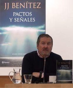 J. J. Benitez.