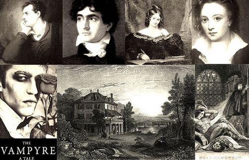 Villa Diodati y sus protagonistas