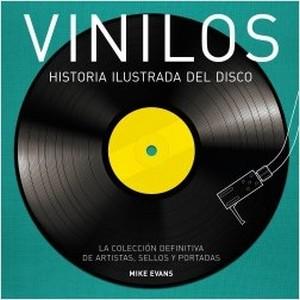 Cubierta de Vinilos. Historia ilustrada del disco