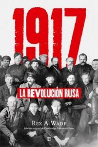 Cubierta de 1917. La Revolución Rusa