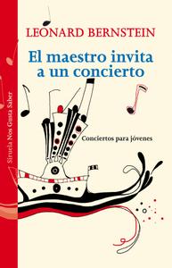 Cubierta de El maestro invita a un concierto