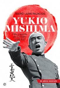 Cubierta de 'Yukio Mishima'