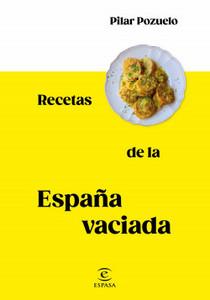 Cubierta de 'Recetas de la España vaciada'